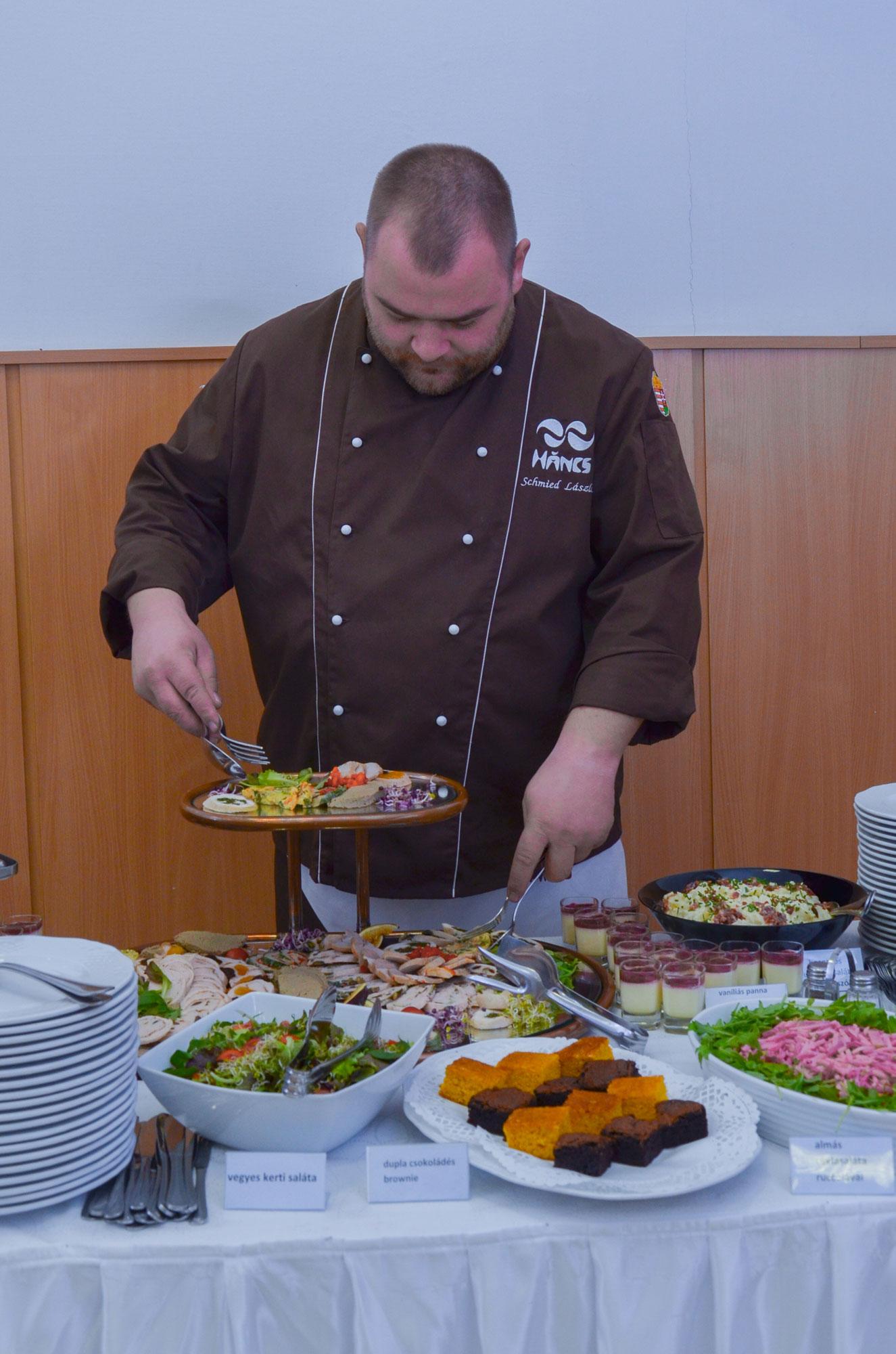 rendezvény, catering