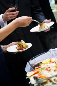 catering, rendezvény